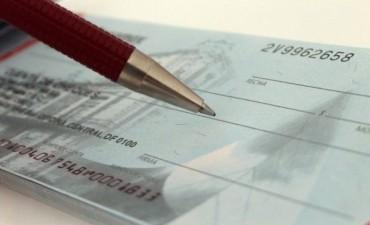 El Banco Central registró un sostenido aumento de cheques rechazados desde marzo