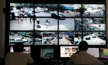 Blas Parera tendrá 30 cámaras de seguridad nuevas