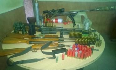 La URI secuestró más de 500 armas en el primer semestre