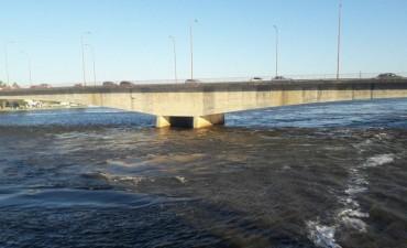 El Paraná bajaría un metro en 10 días