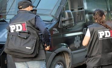 La PDI encabezó 20 allanamientos por el asesinato de Pablo Cejas
