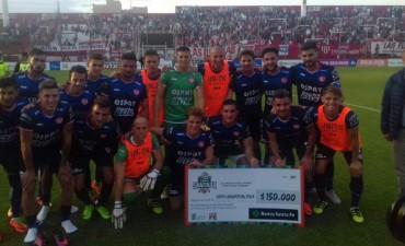 Unión ingresó en cuartos de final de la Copa Santa Fe