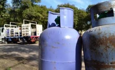 Venta de garrafas a precio diferencial en Santo Tomé
