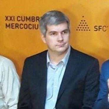 Marcos Peña visita la ciudad de Santa Fe