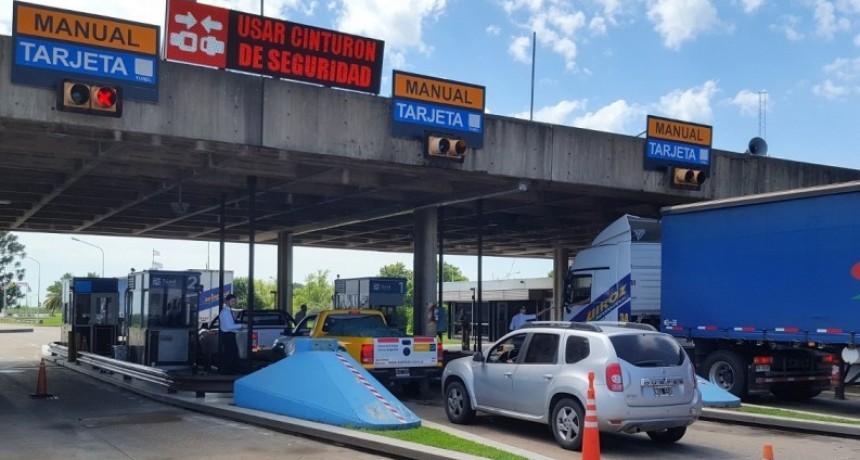 El costo del peaje en el Túnel Subfluvial aumentó a $ 45