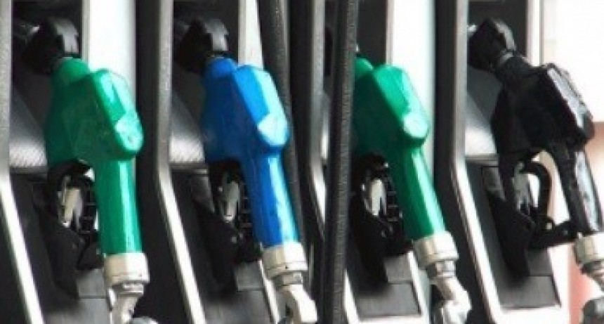 Las naftas de YPF aumentaron cinco por ciento