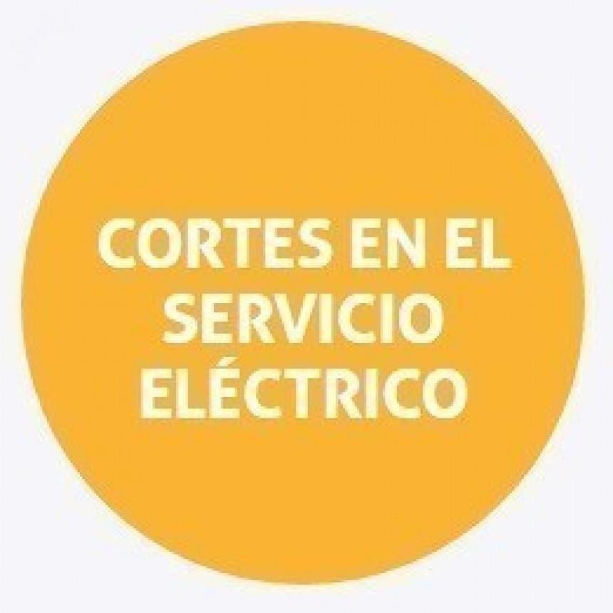 Cortes de energía programados para Santa Fe y Sauce Viejo