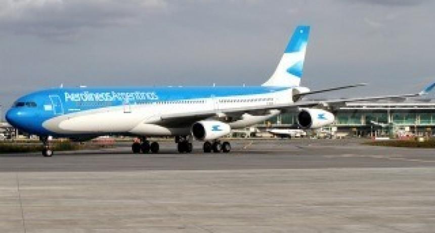 Aerolíneas Argentinas se ubicó en el podio de puntualidad en la región