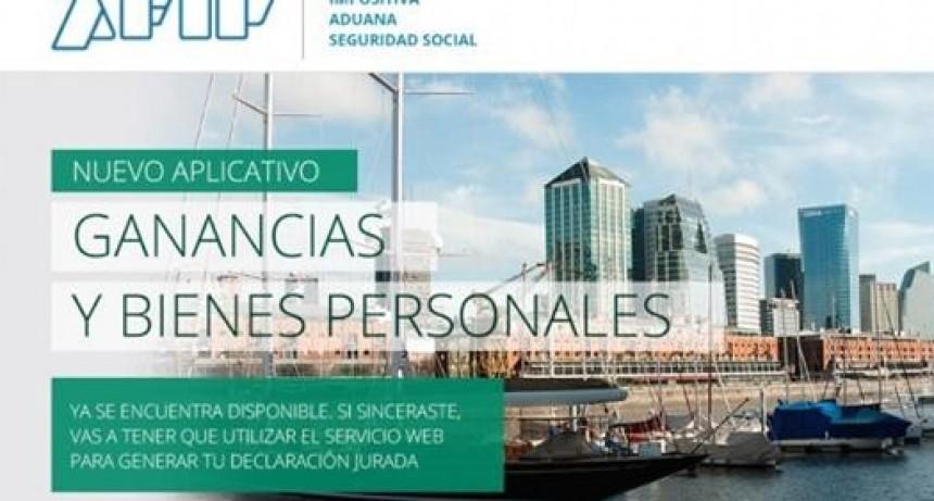 Prórroga para la presentación de la Declaración Jurada de Ganancias y Bienes Personales