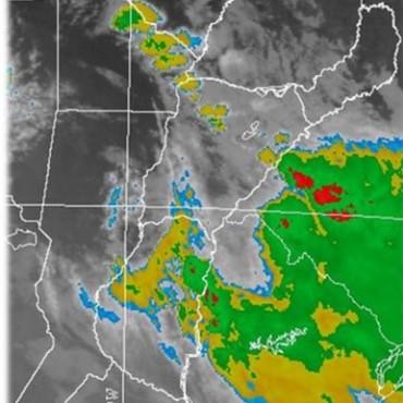 Alerta meteorológica por probables tormentas fuertes en Santa Fe