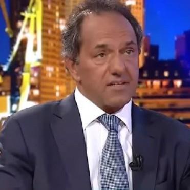 Scioli calificó de falsas las denuncias en su contra