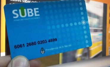 La SUBE será el único medio de pago para el transporte público desde el jueves