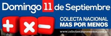 La Iglesia Católica organiza la colecta Más por Menos para 10 y 11 de septiembre