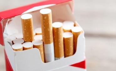 El consumo interno de cigarrillos cayó 0,6 por ciento en el primer semestre