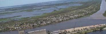El Paraná bajaría un poco más de medio metro en 10 días