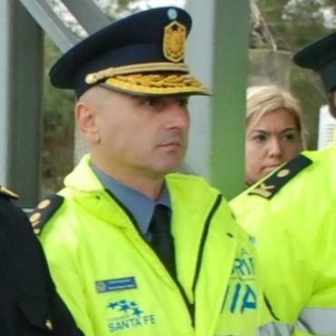 El ex jefe de la policía de seguridad vial se puso a disposición de la justicia