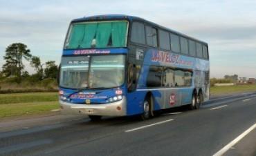 UTA amenaza con paro en ómnibus de larga distancia la próxima semana