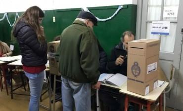 Se votaba con normalidad en las localidades de Santa Fe