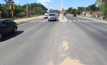 El gobierno santafesino prepara el nuevo pliego para licitar las colectoras de la Ruta 1