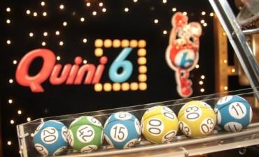 El Quini 6 sorteará ciento cincuenta y tres millones de pesos el domingo