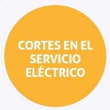 Cortes de energía programados para el miércoles en Santa Fe y Santo Tomé