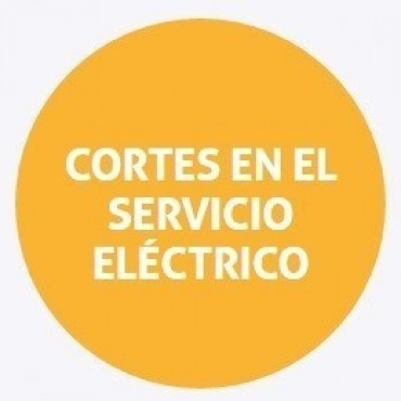 Cortes de energía programados para Santo Tomé y Santa Fe