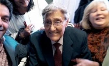 Murió el ex gobernador de Córdoba Eduardo Angeloz