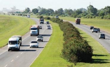 La Provincia licita la segunda etapa de repavimentación de la autopista Santa Fe - Rosario