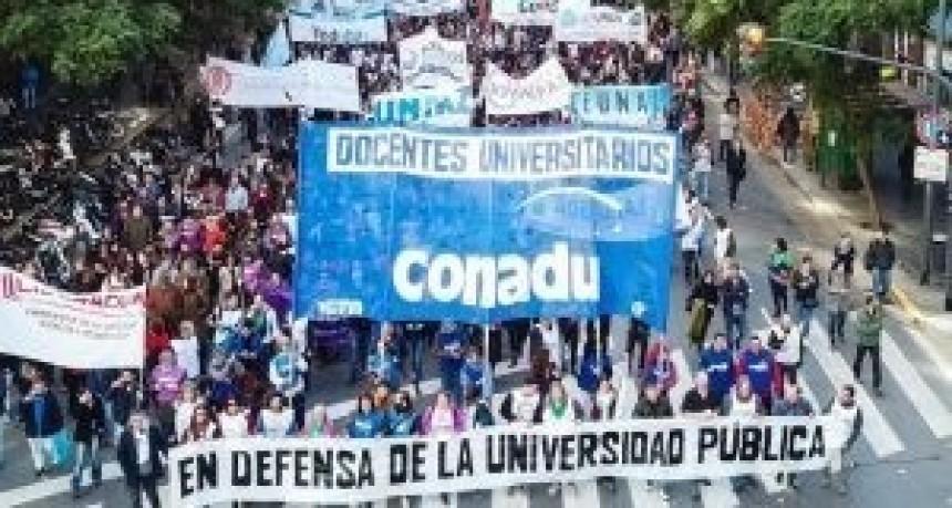 El Gobierno nacional convocará a los gremios universitarios