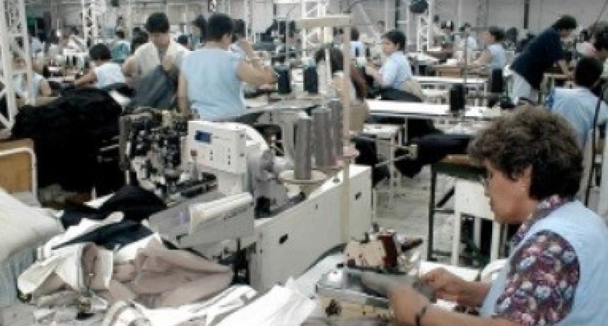 La industria textil retrocedió más de siete por ciento interanual en el primer semestre del año