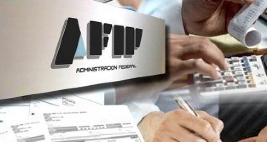 AFIP contará con perfil económico de cada empresa y persona