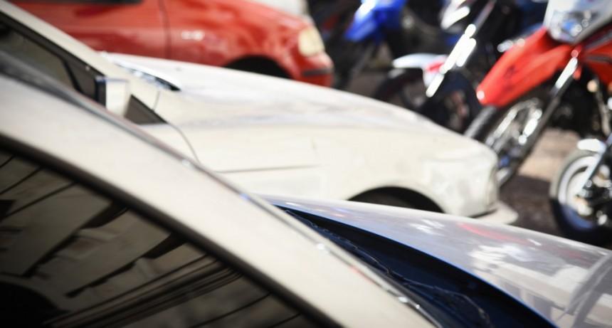API detectó más de 70 mil vehículos sin registrar en patente automotor