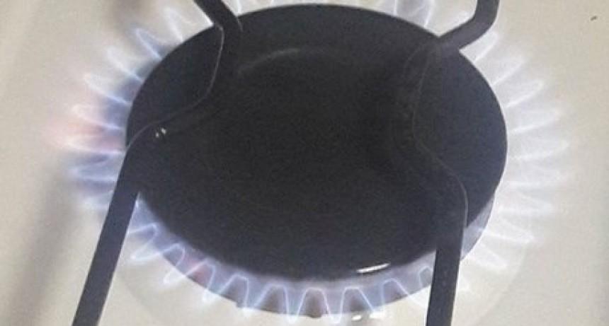 La semana próxima aumenta el precio del gas