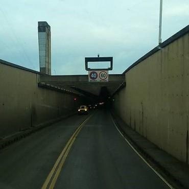 El túnel subfluvial renovó sus celdas de alimentación eléctrica