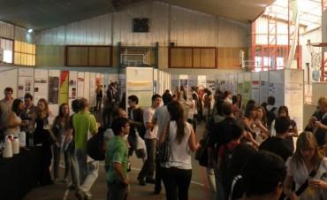 La vigésima edición del Encuentro de Jóvenes Investigadores se realiza en la UNL