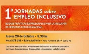 Una asociación civil organiza una jornada de inclusión laboral