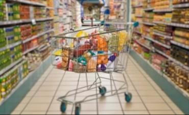 El consumo en supermercados retrocedió más de siete por ciento interanual durante septiembre