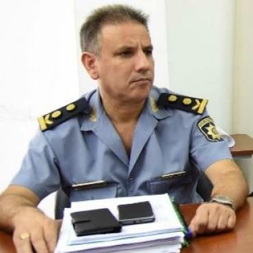 El jefe de la Unidad Regional V quedó detenido