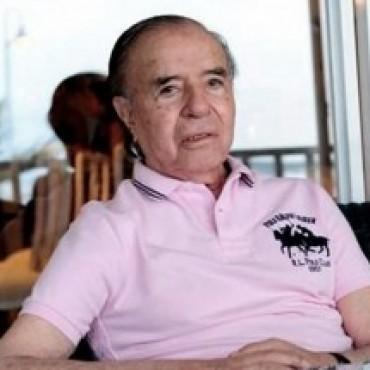 La Corte ratificó que Menem podía ser candidato