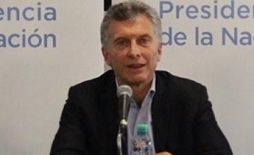 Mauricio Macri visita Rosario