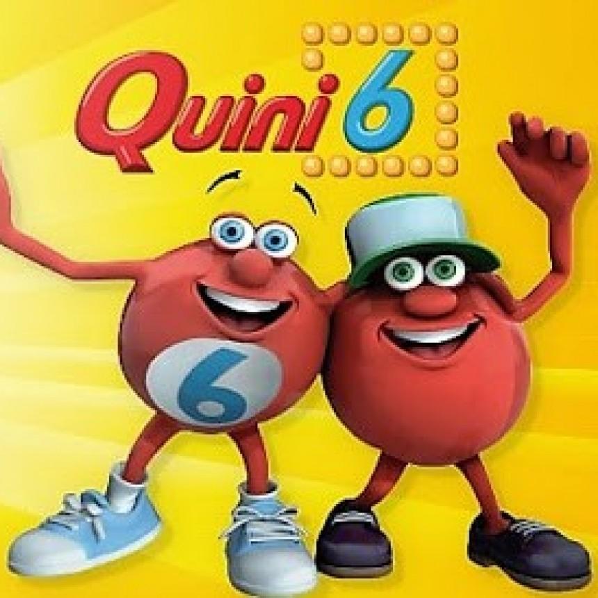 El Quini 6 sorteará ciento noventa millones de pesos el domingo