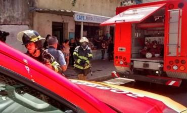 El Municipio clausuró el inmueble donde se produjo una explosión