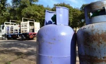 Venta de garrafas a precio diferencial programada para mañana en Santo Tomé