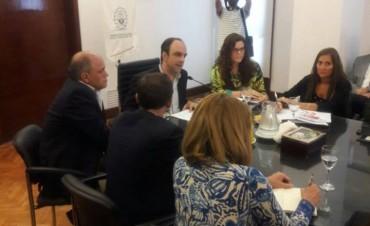 José Corral presenta detalles sobre el proyecto de presupuesto 2018