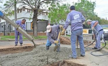 El Municipio licita la tercera etapa de obras de cloacas para barrio Los Hornos