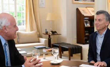 Miguel Lifschitz consideró abrupto el cambio en el equipo económico nacional