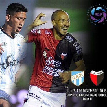 Colón enfrenta a Atlético en Tucumán