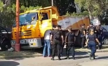 El Municipio suspendió a dos empleados presuntamente alcoholizados por un accidente de tránsito