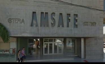 Amsafé se adhiere al paro en rechazo a la reforma previsional