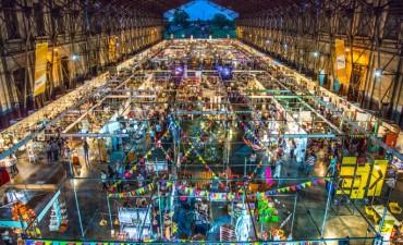 Inaugura Diseña Santa Fe especial Navidad